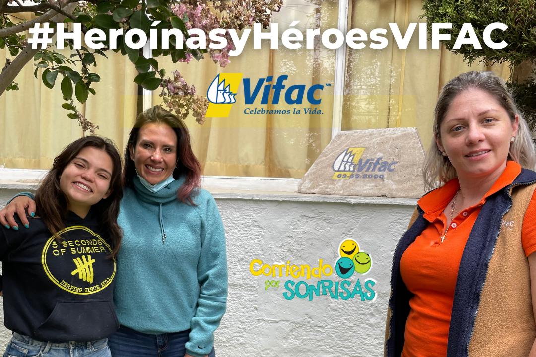 #Heroínas y Héroes