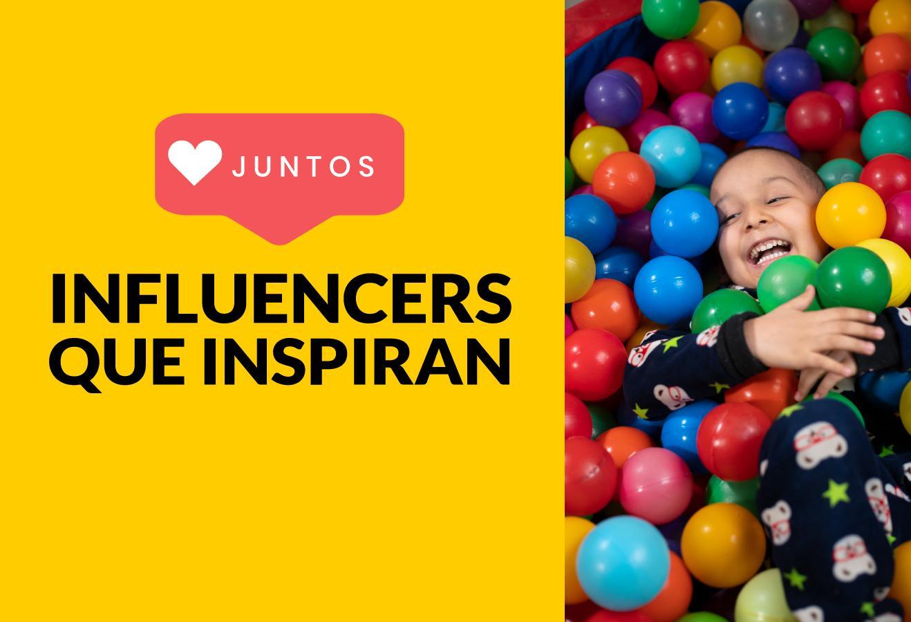 Influencers que inspiran se unen a comunicar las causas nobles de Fundación Providencia.