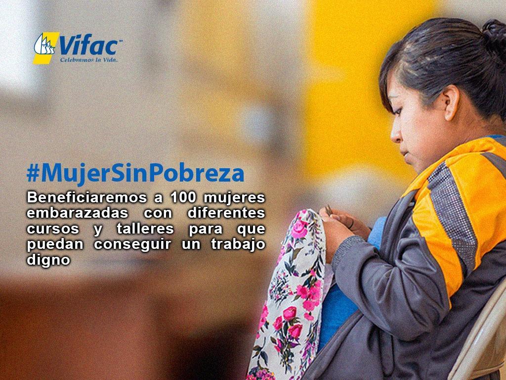 Comunicado de Prensa: Mujer Sin Pobreza VIFAC