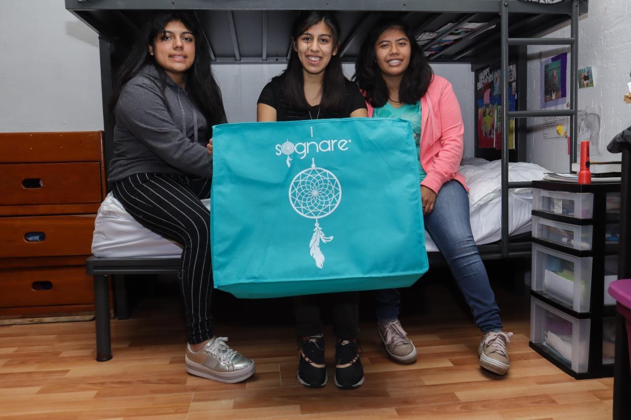 """Llegamos a la meta del crowdfunding de """"Dulces Sueños"""" gracias a tus donativos y a Sognare"""